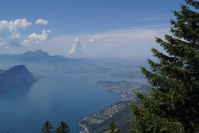 Pilatus, Lake Basin, Lake Lucerne Region, Switzerland