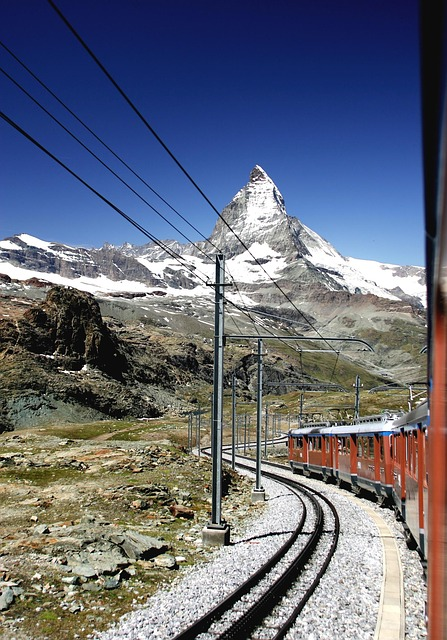 Gornergrat, Matterhorn, Switzerland, Mountains