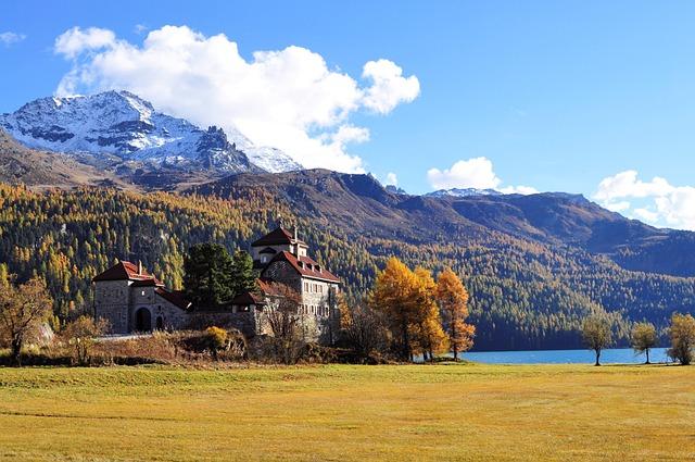 St Moritz Switzerland, Swiss, Switzerland