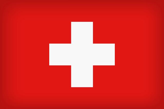 Swiss Flag, Switzerland, Country, Flag, Symbol