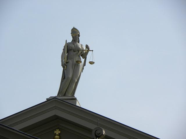 Justitia, Lady, Court, Lady Justice, Sword, Right