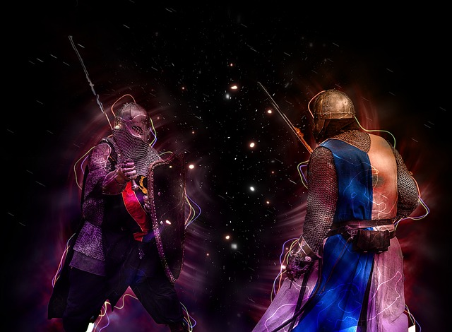 Knight, Soldier, Warrior, Medieval, Sword, War, Helmet