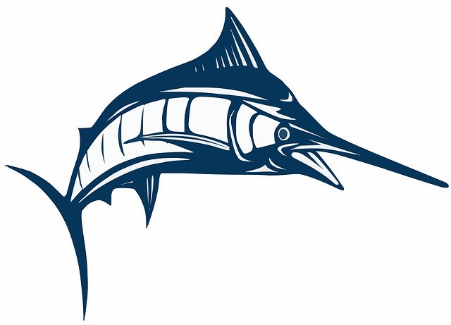 Swordfish, Broadbill, Marlin, Xiphias Gladius, Fish