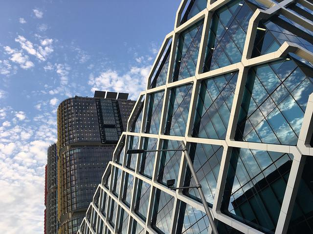 Building, Barangaroo, Sydney, Skyscraper, Downtown