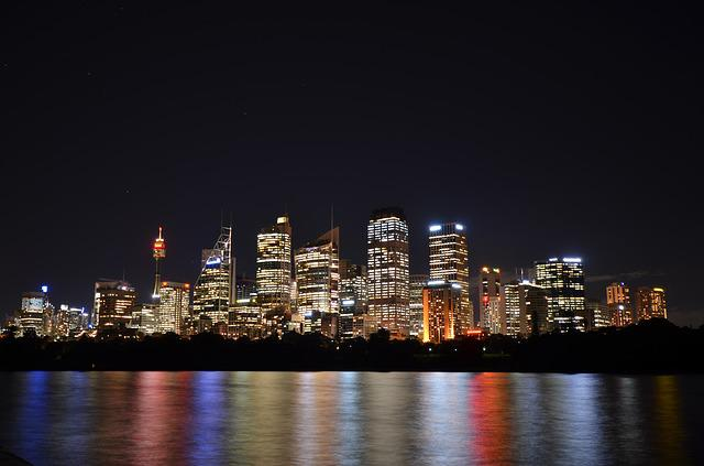 Landscape, Sydney Barbour, Nsw