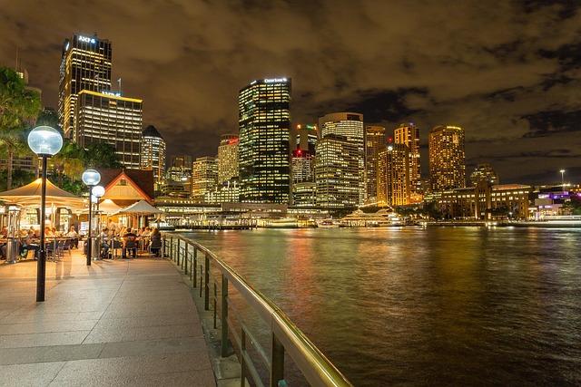 Bridge, Sydneyharbour, Sydney, Circularquay