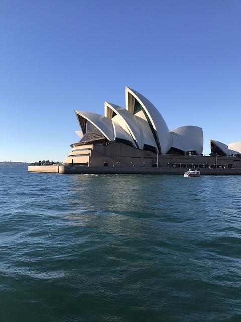 Opera House, Sydney, Landmark, Australia, House