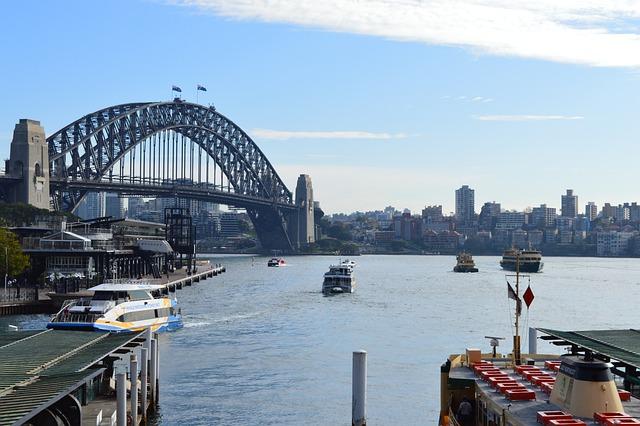 Sydney, Sydney Harbour, Sydney Harbour Bridge