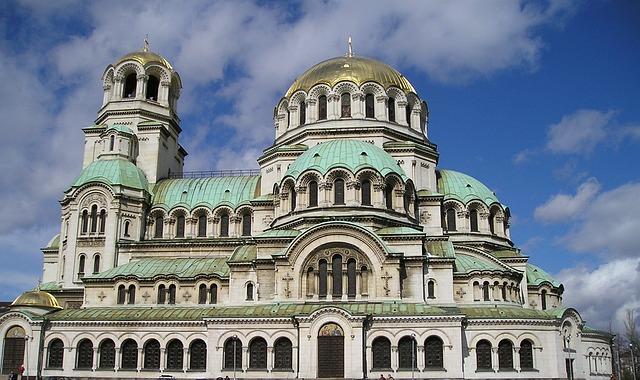 Alexander Nevski, Sofia, Bulgaria, Center, Symbol