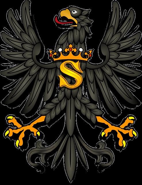 Eagle, Bird, Animal, Coat, Symbol, Coat Of Arms, King
