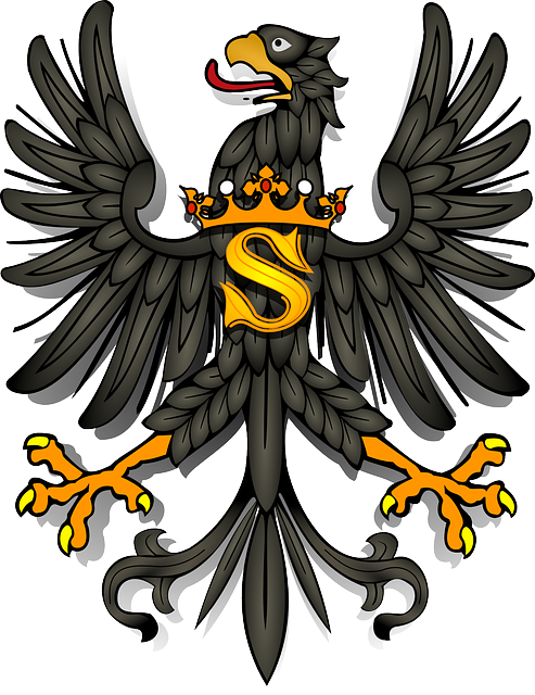 Eagle, Bird, Animal, Coat, Symbol, Coat Of Arms, King