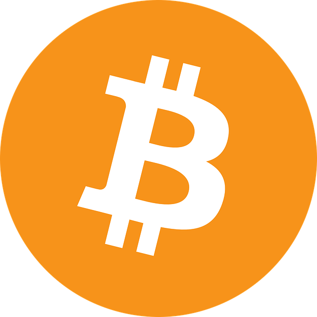 Bitcoin, Logo, Digital, Money, Currency, Symbol