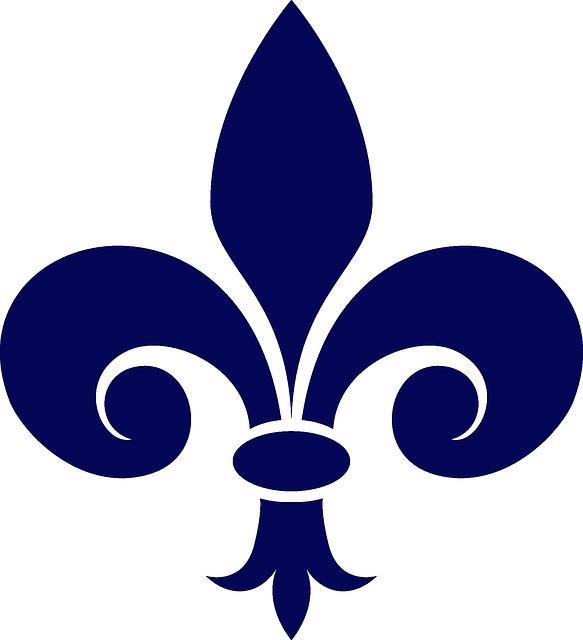 Fleur-de-lis, Heraldry, Navy, Symbol, Fence