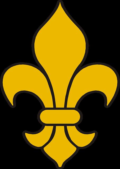 Fleur De Lis, Decoration, Symbol, Floral, Pattern