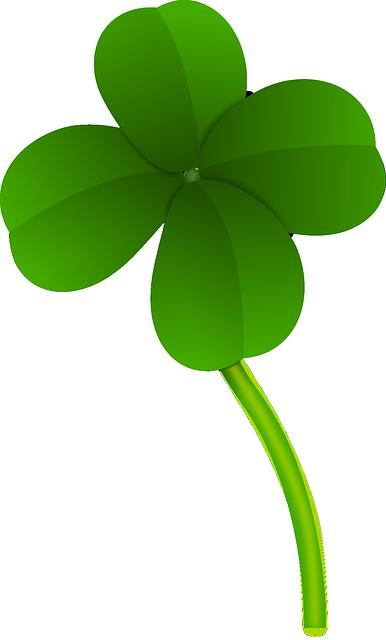 Clover, Luck, Flora, Green, Plant, Symbol