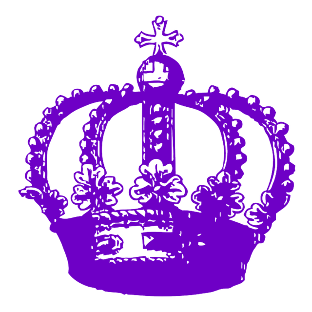Crown, Royal, Purple, Luxury, King, Queen, Symbol