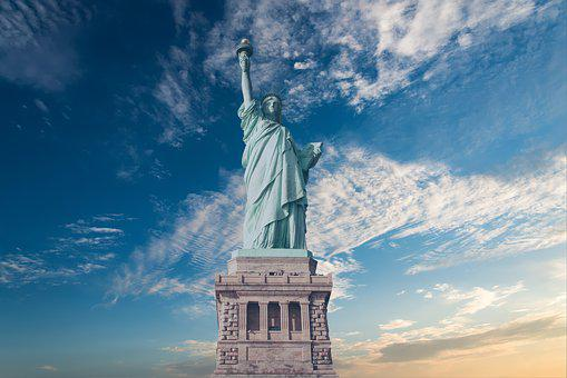 Statue Of Liberty, Usa, America, Symbol, Landmark