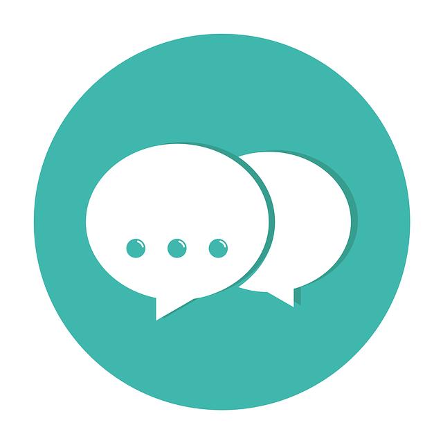 Chat, Multiple, Icon, Symbol, Message, Bubble, Talk