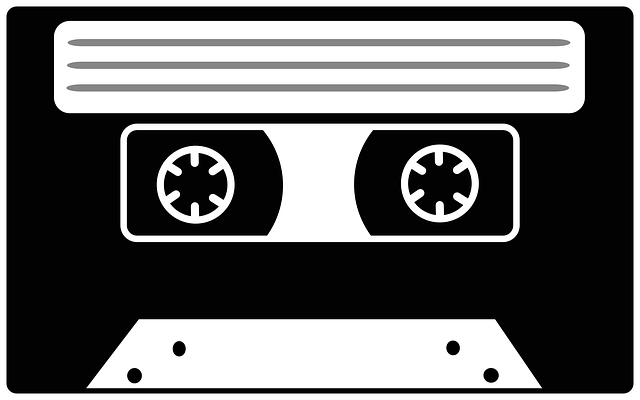 Compact Cassette, Symbol, Audio, Characters, Music