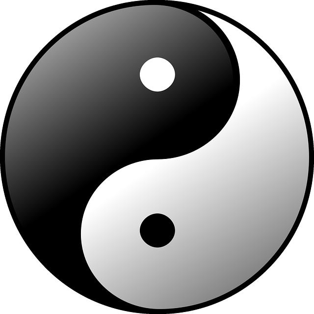 Yin Yang, Sign, Symbol, Mythology, Magic, Chinese