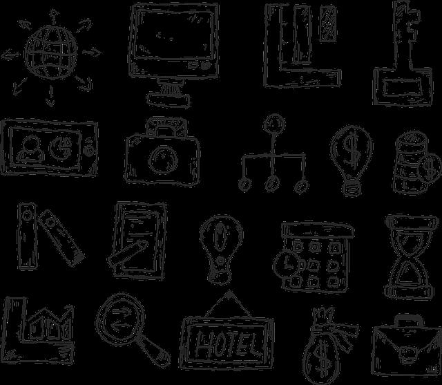 Icon, Finance, Bank, Electronic, Technology, Symbol