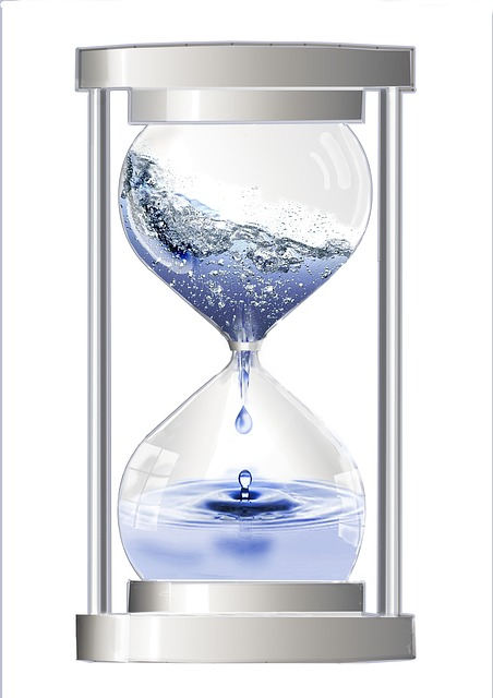 Time, Water, Movement, Drop Of Water, Symbol, Transient