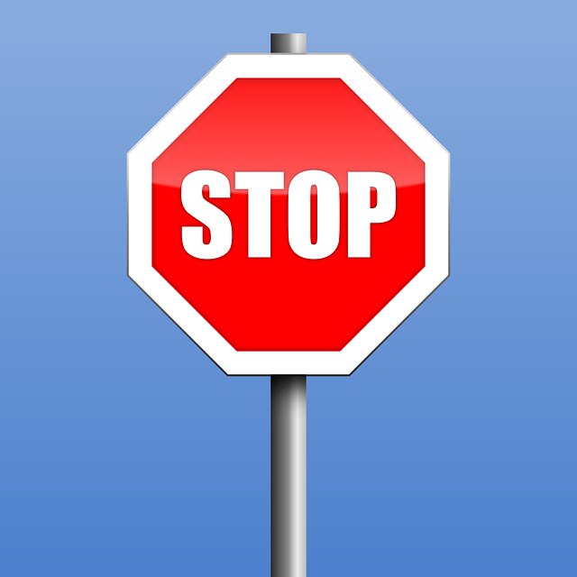 Stop, Sign, Vector, Inkscape, Traffic, Warning, Symbol