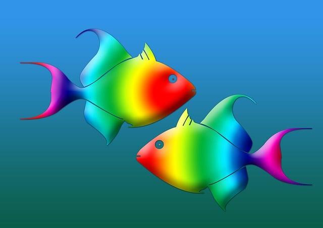 Fish, Design, Animals, Symbols, Horoscope