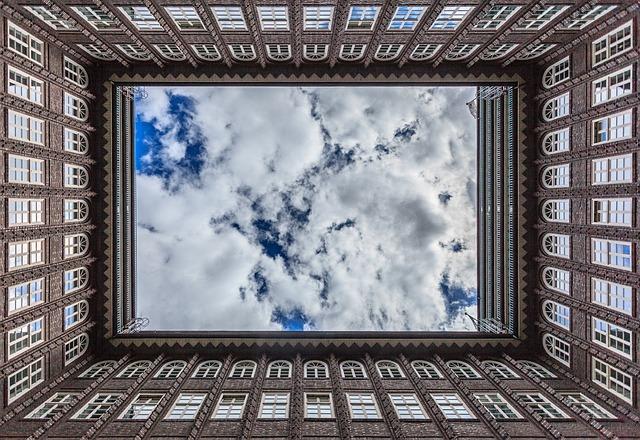 Chile House, Architecture, Symmetry, Symmetrical
