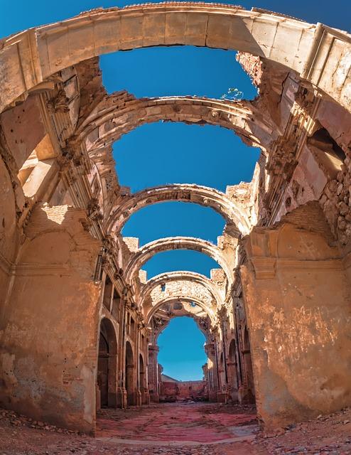 Church, War, Syria, Civil War, Devastation, Devastated