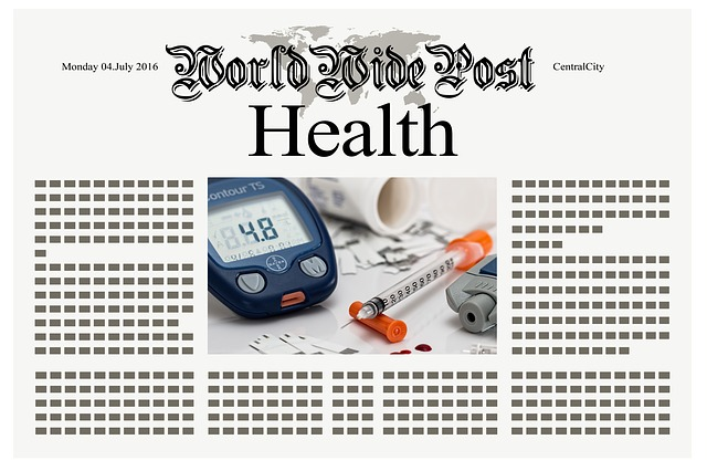 Newspaper, News, Bless You, Syringe, Diabetes, Insulin