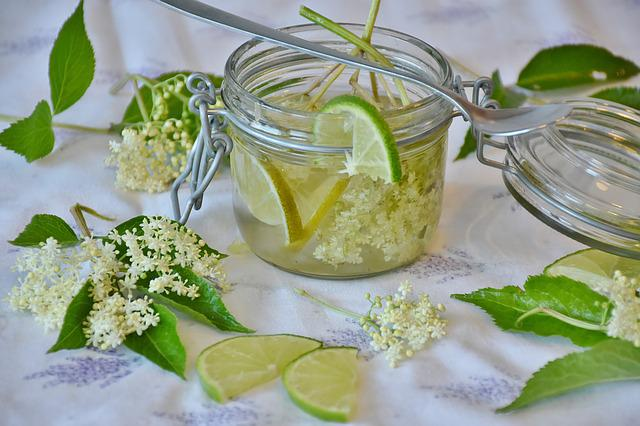 Elder, Elderflower, Syrup, Refreshment, Thirst Quencher