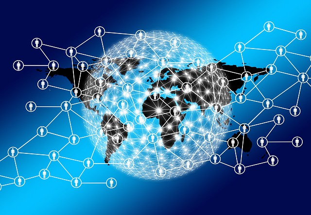 System, Web, Network, Connection, Viral