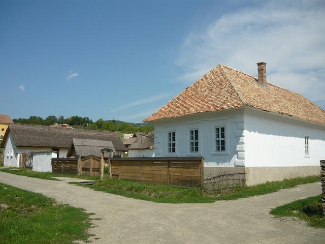 Ethnographic Open Air Museum, Szentendre, Farmhouse