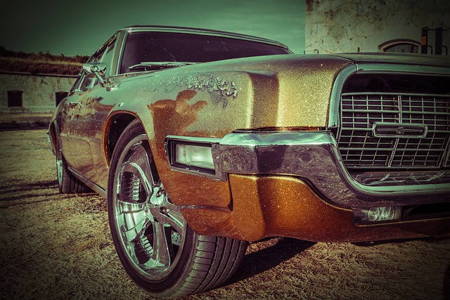 Ford, Thunderbird, T Bird, Car, American Car, Classic