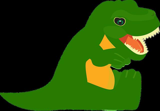 Rex, Dinosaur, T-rex, Prehistory, Lizard, Animal