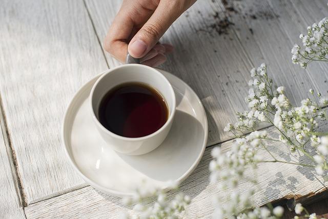 Drink, Cup, Table, Dawn, Coffee, Americano, Barista