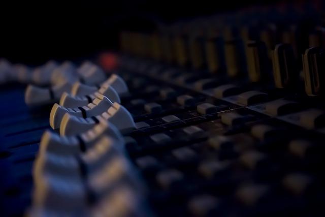 Mix Table, Studio, Table, Mix, Audio, Technology