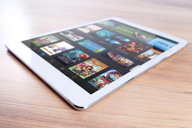 Ipad, Mac, Apple, Mobile, Tablet, White, Screen, Modern
