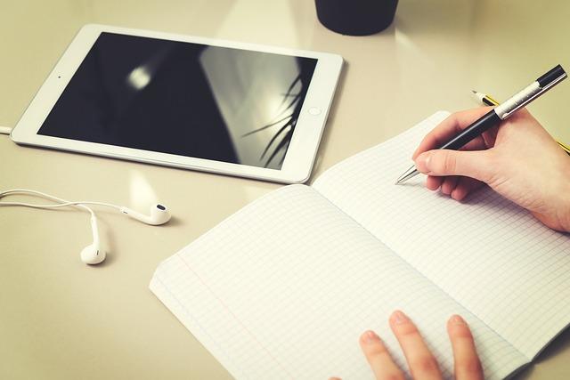 Homework, The Student, Tablet, Computer, Internet