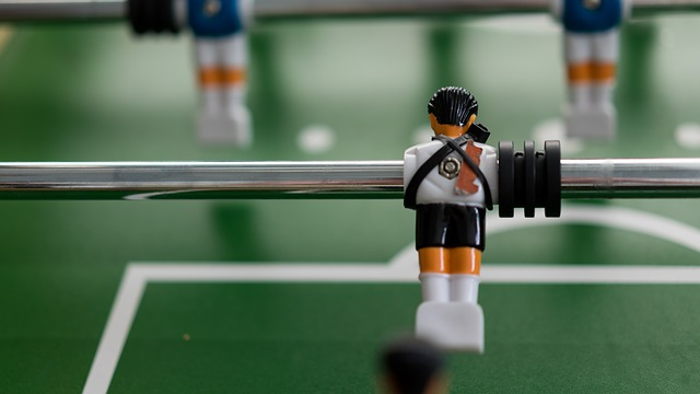 Foosball, Tabletop Soccer, Soccer, Tabletop Football