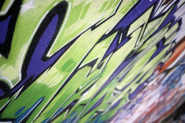 Graffiti, Urban, Colors, Street Art, Tag, Urban Art
