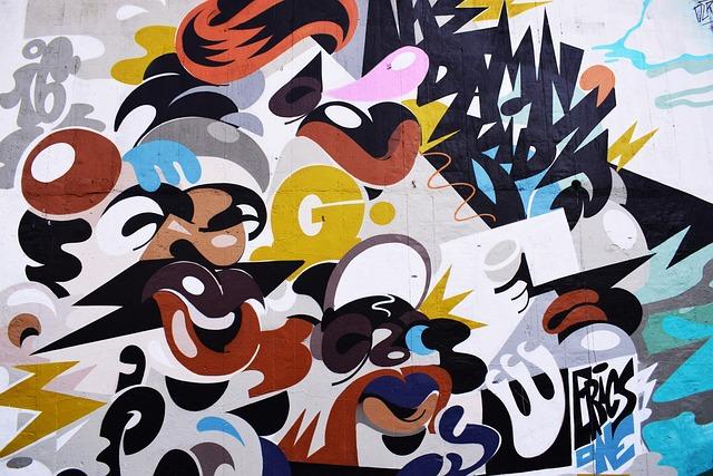 Art, Graffiti, Paint, Color, Strokes, Street Art, Tag