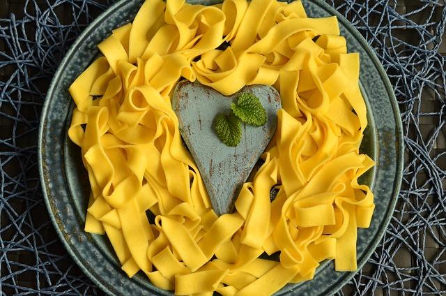 Noodles, Tagliatelle, Pasta, Food, Eat, Cook