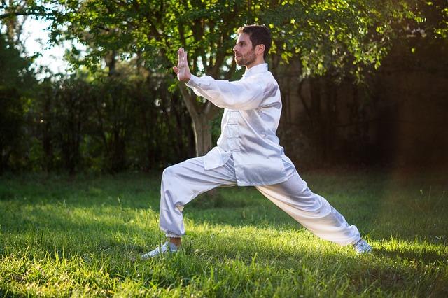 Enlogar, Tai Chi, Taiji, Qi Gong, White, Martial Art