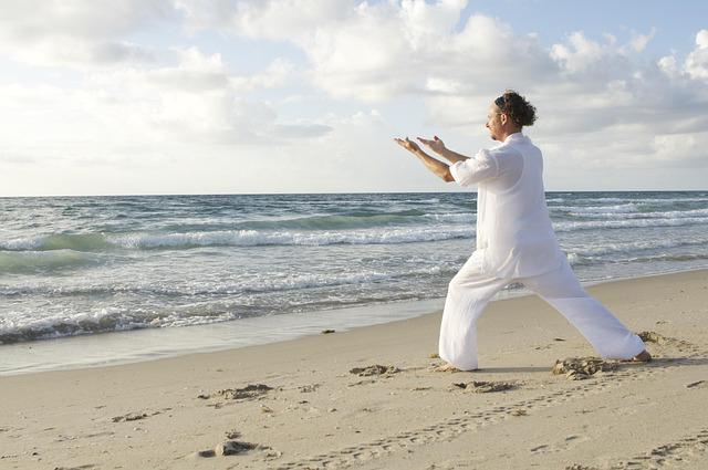 Tai Qi, Activity, Body, Fitness, Meditating, Meditation
