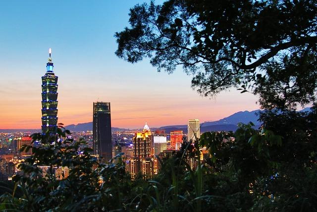Taipei 101, Taipei Elephant Mountain, Xiangshan 101
