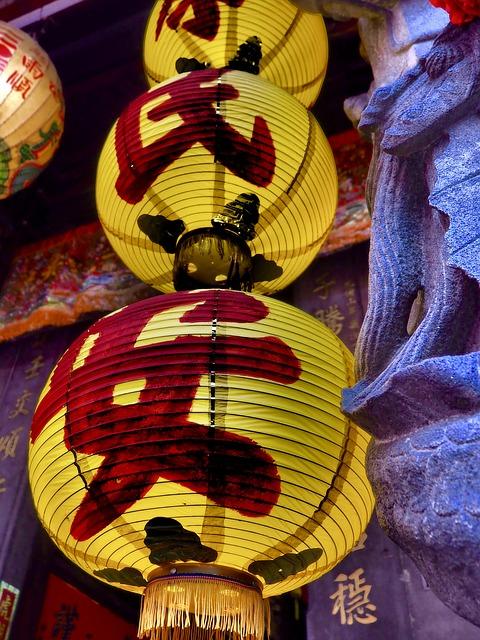 Lantern, Chinese, Taiwan, Taipei, Celebration, Festival