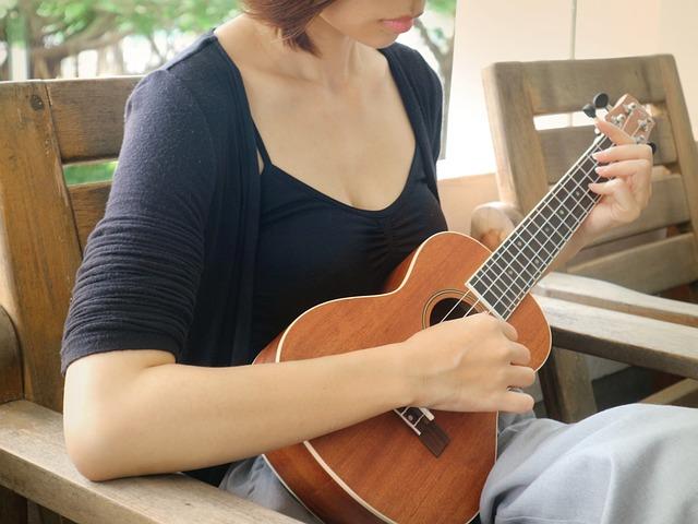 Taiwan, Guitar, Girl, Music, Life, School, Newnham