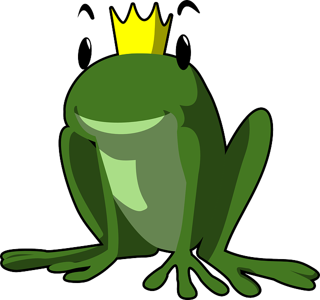 Frog King, Fairytale, Frog, Tale, Prince, Animal